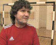 Fiatal kerettel, és új edzővel dolgozik a KBSK felnőtt focicsapata