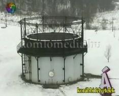 Felújítások zajlanak a komlói szennyvíztelepen (Polics József)