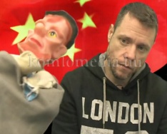 Csaba és Én - Kína figyeli saját állampolgárait
