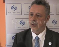 Sajtótájékoztatón mutatkozott be Komló új polgármesterjelöltje