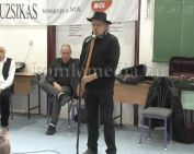 A Muzsikás együttes rendhagyó ének órája a gimnáziumból