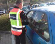 A polgárőrség akciója az alkoholfogyasztás ellen (Deák Imre)