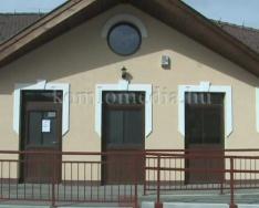 Átadásra került az új egészségház Magyarszéken (Kárpáti Jenő)