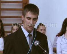 Az egykori Kazinczy Ferenc Szakközépiskola ballagása 2019