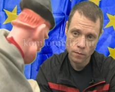Csaba és Én - Az EP választás eredménye