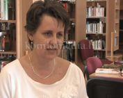 A könyvtár állománybővítéséről és nyári programjairól beszélgettünk