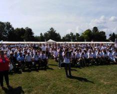 Idén Balatonföldváron volt az Országos Polgárőrnap (Deák Imre)