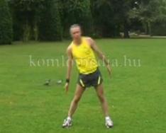 Sportolni jó - A bemelegítés és lazítás (Czukor Zoltán)