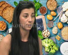 A dietetikus válaszol - Fehérje, szénhidrát, zsír (Magyar Brigitta)