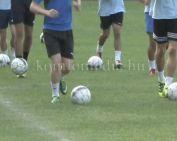 Elkezdődött a szezon a KBSK labdarúgóinak (Schuszter Roland)