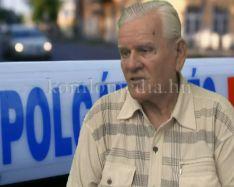 A polgárőrség biztosítja a Komlói Napok rendezvényeit (Deák Imre)