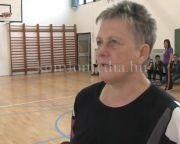 Sportnapot tartott a Kazinczy iskola (Zvara Attiláné)