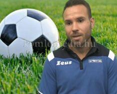 Az új edző tervei a KBSK labdarúgócsapatának élén (Tóth Máté)