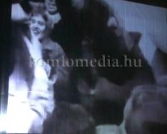 1956-os megemlékezés a színházban