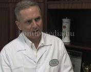 Korszerű sebészeti megoldások a komlói kórházban (Dr. Mátrai Gábor)