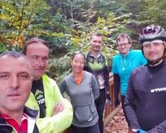 Évet értékelt a DÖKE túrakerékpáros szakosztálya (Tóth Márió)