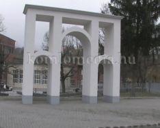 Befejeződtek a felújítások a Templom téren (Pálfi László)