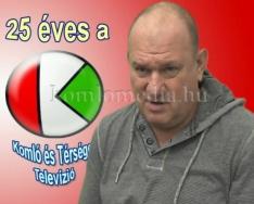 A 25 éves Komló és Térsége Televízió működése (Magyar Ferenc)