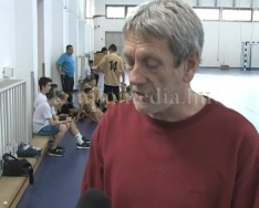 Iskolák közötti teremfoci bajnokság zajlott a Gagarin iskolában