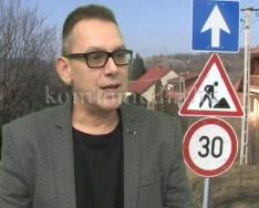 A problémás dávidföldi autóbeállókról (Jurinovits Miklós)
