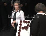 APSZC Komlói Szakgimnáziuma, szakközépiskolája szalagavató ünnepsége