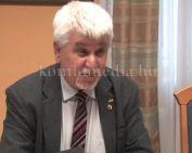A szennyvízberuházás részleteiről beszélt a polgármester