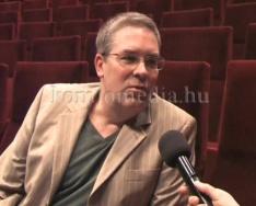 A színház tavaszi programjairól beszélgettünk (Deáky Péter)
