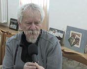 Kováts Ferenc grafikusművész kiállításán jártunk