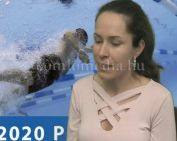 Idén először 2020 perces úszást szervez a DÖKE (Balogh Bettina)