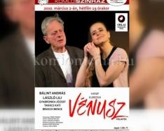 A színház márciusi programajánlója (Deáky Péter)
