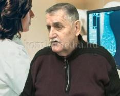 A mellrákszűrés fontosságáról beszélgettünk (Szekeres Ernő)