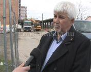 Külső szigetelést kap az egykori Kossuth fürdő épülete (Polics József)