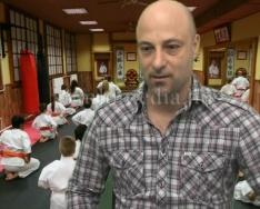 Bemutatjuk a komlói karate sportot (Sziebert Péter)
