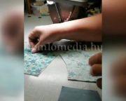 Maszk készítése otthon (Nagy Csilla)