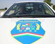 Polgárőrök segítik a rendőrség munkáját a kijárási korlátozás ideje alatt