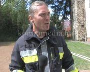 A riporter kipróbálja - a tűzoltók mindennapjai (Ratkó Lajos)