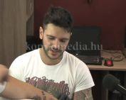 Szakmabemutató - A tetováló (Kovács Bence)