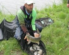 Csapatban és egyéniben is sikeres a komlói horgászegyesület