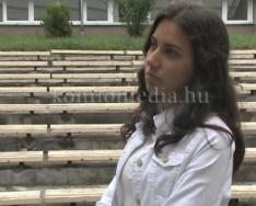 Szép eredményeket értek el a Komlói Szakgimnázium diákjai