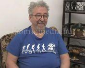 Puckásként ismeri mindenki a komlói zenészt (Horváth Gábor)