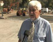 Nem zökkenőmentes a buszpályaudvar építése (Polics József)