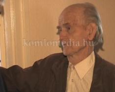 90 éves polgárát köszöntötte a város (Polics József)