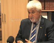 Egy éve választottak újra polgármesternek - Polics József