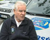 A polgárőrség segíti a rendőrség munkáját a szigorítások betartása érdekében