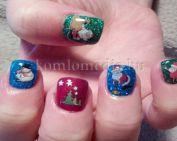 Hogy telik a karácsony a körömkozmetikában (Keller Hanna)