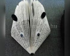 Ismerjék meg a könyvszobrászat művészetét (Móczár Xénia)