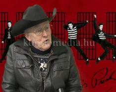 Itthon folytatja karrierjét a komlói Elvis imitátor (Végvári Sándor)