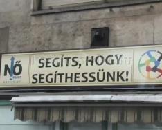 Adománybolt nyílt Pécsen (Garzó Gábor)