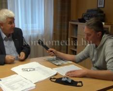 A testületi döntéseket ismerteti a polgármester (Polics József)