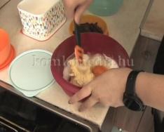 Gasztropercek - Amerikai csokis keksz (Bükösdi Zsófia)